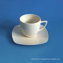 Ensemble de tasse de café en porcelaine (10CD13189)
