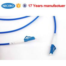 cable flexible de conexión SC / LC / FC / ST SM, MM 0.9mm / 2.0mm / 3.0mm