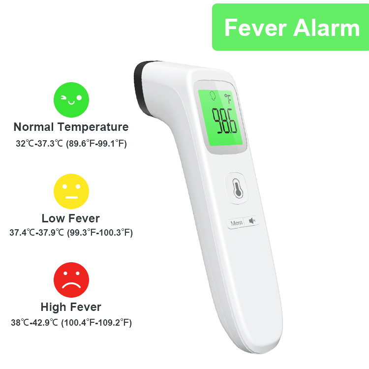 Forehead Thermometer Gun
