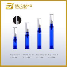 Plástico de ojos crema botella privada de aire