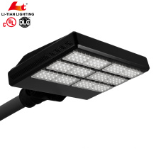 New design led street light all in one street light 100w 200w 300w 400w with UL and DLC