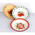 Popular Househould Enamel Plate