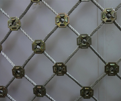 316 X-Tend Flexible stainless steel cable mesh