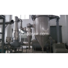 Bismuth Aluminate Spin Flash Dryer