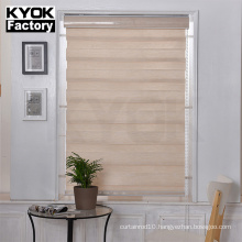 KYOK bedroom zebra blinds shade wholesale  window blinds fabrics