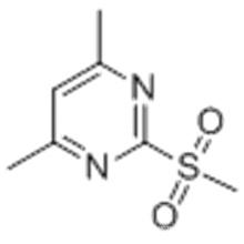 4,6-Dimethyl-2-methylsulfonylpyrimidine CAS 35144-22-0