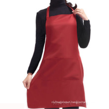 T/C 65/35 Fabric Household Apron with Two Shoulder Straps (hbap-22)
