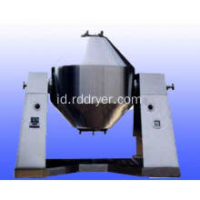 SZH Ganda Concial Powder Mixer Double Cone Paste Blender