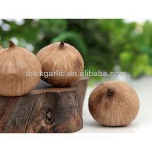 Naturally organic Chinese solo black garlic