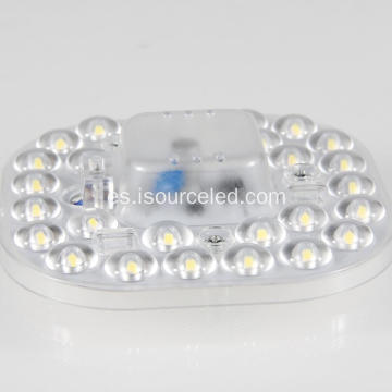 Cool blanco 10w techo led módulos circulares