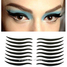 Custom eyeliner non-toxic eye fake tattoo sticker for makeup decoration