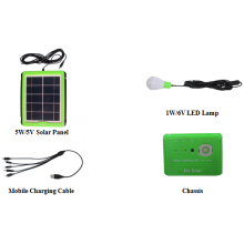 Solar Lighting Kit 3.7V8000mAh Li-ion Battery