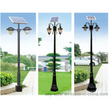 IP66 LED Jardim Solar Iluminação Pole Light 10W 12V