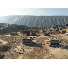 Hochleistungs-Seismische Trennsysteme für den Bau