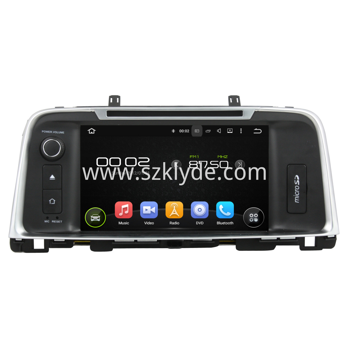 kia K5 OPTIMA 2015 car dvd gps