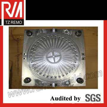Plastic Injection Mold for Coffee Stick