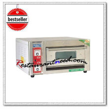 K705 Mini Type 1 Layer 1 Tray Spray Painted Electrical Deck Baking Oven