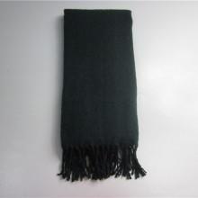 Мужская классическая пустая акриловая плетеная шарф