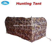 Blinded militery camoufalge hunting tent
