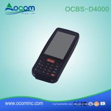 colector PDA terminal de datos portátil androide industrial móvil resistente móvil de PDA