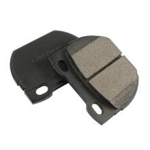 china car spare parts high quality semi metallic ceramic auto parts brake pad SFP000250 for LAND ROVER