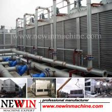 Mezcla de flujo cerrado torre de refrigeración (LKH-100)