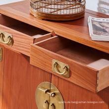 Chinesische antike Vintage Möbel aus Holz antikem Schrank
