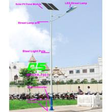 WPSRR-7903 3~15m Municipal Road Hot DIP Galvanized Steet Light Pole style