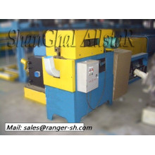 Aluminium Gutter Downspout Roll Forming Machine High Quality
