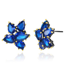 Fashion earring designs new model earrings flower shape jewelry