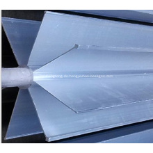 Ambient Vaporizer Parts: Aluminium Star Extrudierte Rippenrohre
