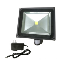 12v led Outdoor solar flood light with motion