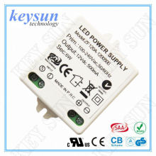 6W 24V 250mA AC-DC Constant Voltage LED Driver Alimentation