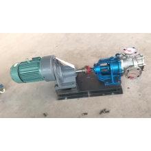 Bomba de transferencia de engranajes de gasolina y aceite diesel pesado de alta viscosidad