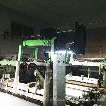 Хорошее состояние 145см Подержанная бархатная ткацкая станка для производства