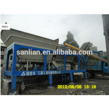 Mobile Betonmischanlage 50m3 / h
