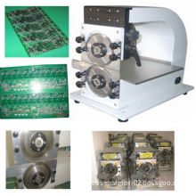 1.2m Led Aluminum Composite Panels Pcb Separator Machine, V-cut Small Pcb Depanelizer