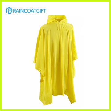 Rvc-182 Reusable Clear PVC Rain Cape