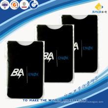 Support de carte en silicone lycra pour téléphone portable