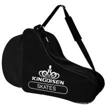 Multiple Breathe Fabric Ice Roller Skate Shoulder Tote Shoes Bag For Men Women Boy Girl