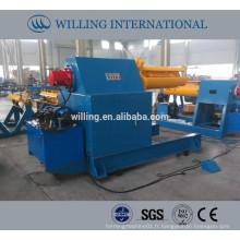 Décoiler hydraulique de bobine d'acier 10T, décoiler hydraulique 10T