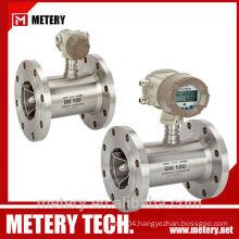 Crude oil turbine flow meter flowmeter MT100TB