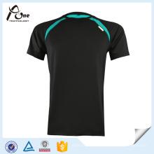 Diseñe su propia camiseta Camiseta de los hombres Ropa de la aptitud