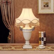 Роскошный белый складной светильник таблицы Сид dimmable солнечный настольная лампа 2159