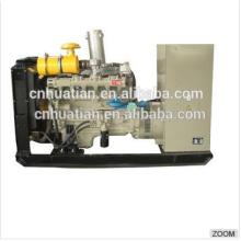 Weifang 58kw / 79hp / 1500rpm Gerador de Gás Água-Refrigerado ajustado
