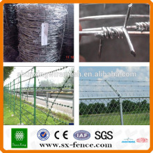 high strength used in Fence top Barbed Wire (made in China)