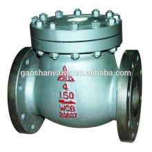 ansi standard swing check valve