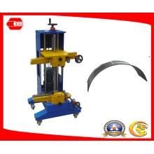 Криволинейная машина для металлочерепицы с гидравлическим приводом