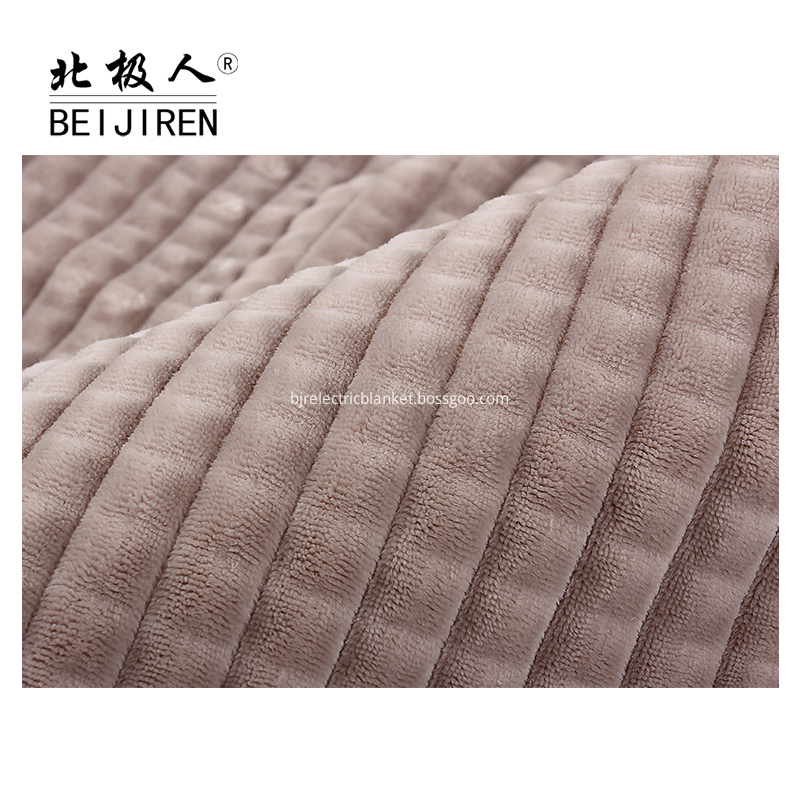 High Quality Flannel Electric Blanket