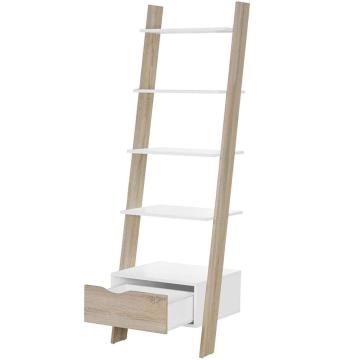 Amazon Hot Selling moderne hoekladder boekenplank